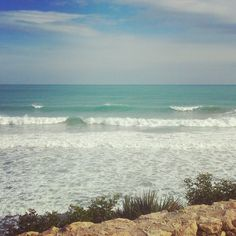 Waves today