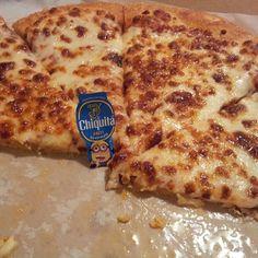 It's pizza night -yay!  #StickAMinionOnIt