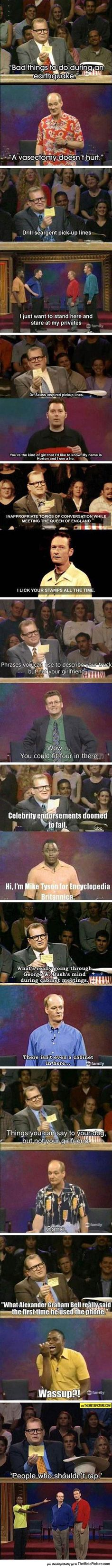 Best Of Whose Line Is It Anyway