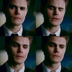 Stefan Salvatore (Paul Wesley) The vampire diares