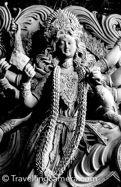 Kumartuli - World's largest market of Durga-puja idols || Kolkata Diaries