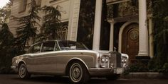 1966: Rolls Royce Silver Shadow