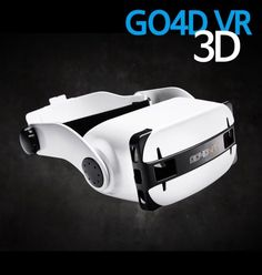 GOGGLE TECH 3D Viewer VR Virtual Reality HMD for Samsung Galaxy S4 S5 LG G3 #GOGGLETECH
