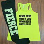 #fierce #burpees #crossfit #fitnessaddict #fitnesslife #fitfam #fitfluential #gymmotivation #gymlife #instafit #badass