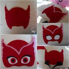 vestito di carnevale gufetta fai da te, come fare un vestito di gufetta, carnevale pj masks, maschera gufetta pj masks, come fare maschera pj masks