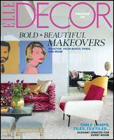 Decorating Ideas - Home Decor Ideas - ELLE DECOR