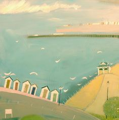 Coastal Portfolio   Lucy Grossmith   Heart To Art