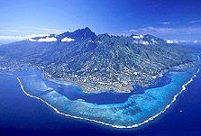 Tahiti.. French Polynesia. Thanks @Sel Leigh