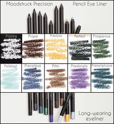 Moodstruck Precision Pencil Eye Liner by Younique won't smear lasts all day!! https://www.youniqueproducts.com/JanetMartin/products