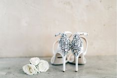 Embellished wedding