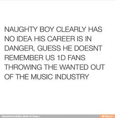 LOUIS DIDN'T RUIN THE WANTED IT DID THE OPPOSITE