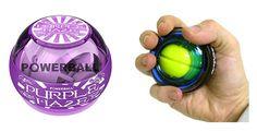 Powerball vám rozhýbe zatuhlé svalstvo