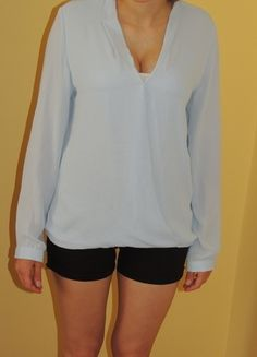 Kup mój przedmiot na #Vinted http://www.vinted.pl/kobiety/koszule/9666689-blekitna-koszula-moodo