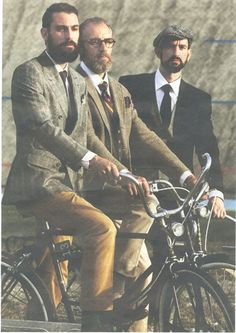 Style on bikes from February Inspiration. Still works well in March.