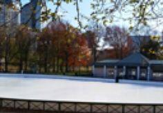 Boston Common Frog Pond Ice Skating - Boston, MA  #Yuggler #KidsActivities #IceSkating