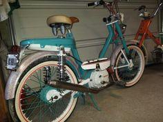 Honda amigo 50 pf custom