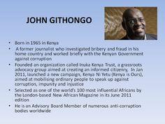 John Githongo