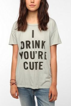 Urban Outfitters has enraged anti-underage-drinking advocates with its alcohol-related T-shirts being hawked to young women.