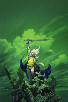 Stormbringer by Michael Whelan