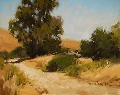 Summer Sun by Laurie Kersey Oil ~ 8 x 10