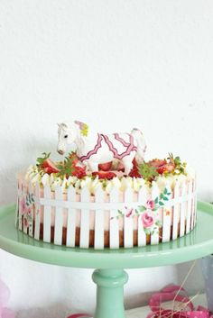 Kokoscreme fur torte