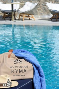 Dreamful vacations at Myconian Kyma! Live the best summer of your life! #MyconianKyma #Summer #Pool #Sun #Relax #Enjoy