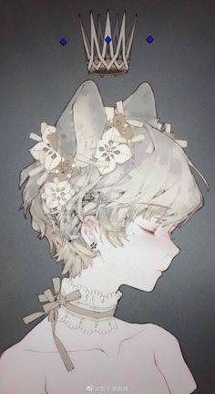 Cute Anime Boy, Anime Art Girl, Manga Art, Anime Drawings Sketches, Cute Drawings, Anime Poses Reference, Art Reference, Character Illustration, Illustration Art