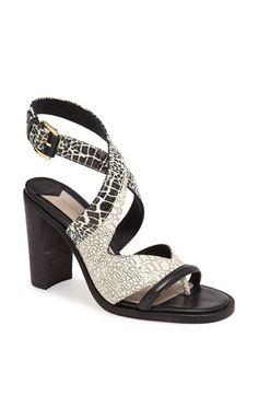 10 Crosby Derek Lam 'Shirin' Mid Sandal available at #Nordstrom