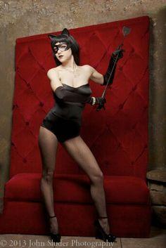 Catwoman fifties