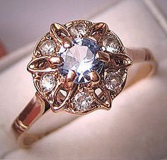 Art Deco Style Ring                                                                                                                                                                                  More