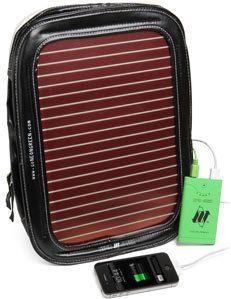 #ThinkGeek                #ThinkGeek                #Piggyback #Solar #Powered #Gadgetbag               Piggyback Solar Powered Gadgetbag                                             http://www.seapai.com/product.aspx?PID=1804826