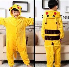 pijama pokemon pikachu minions e bichos crianças e adultos