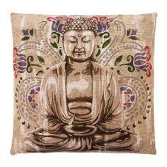 Enlightened Buddha Cushion W45 x H45 cm