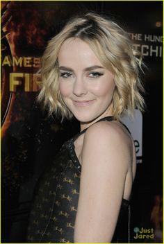 Jena Malone & Sam Claflin: 'The Hunger Games: Catching Fire' Toronto Premiere   jena malone sam claflin catching fire toronto premiere 09 - Photo Gallery   Just Jared Jr.