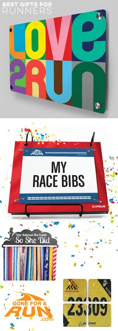 Best Gifts For Runners By Gone A Run
