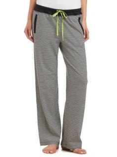 Sussan - Sleepwear - Pants - Stripe knit pj pant