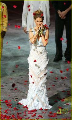 Celine Dion:final New Day show performance Dec 2007