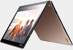 Yoga 3 Pro in gold!