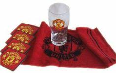 Manchester United FC. Mini Bar Set . $29.90