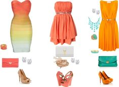 """""""Pretty summer styles"""" by iciesmith on Polyvore"""