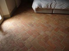 Terra Cotta tile floors