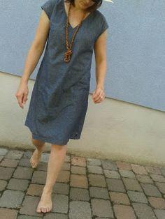 Kleid zu eng umnahen