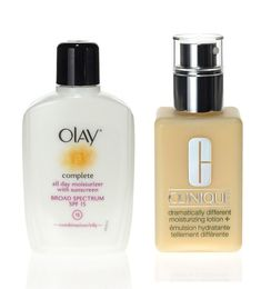 2013 Glammy Awards: Best Facial Moisturizer, Olay Complete All Day Moisturizer with SPF 15 Skincare Dupes, Moisturizer With Spf, Makeup Dupes, Beauty Dupes, Hair Makeup, Diy Beauty, Gold Makeup, Drugstore Beauty, Federal