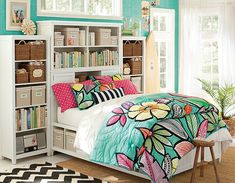 Teen Girl Bedrooms - A splendid plus satisfying range of bedroom decor examples and tips. For other more jaw dropping teenage girl bedroom decor designs please push the link to read the pin tip 2974460301 this instant Teenage Girl Bedroom Designs, Girls Room Design, Teen Girl Bedrooms, Girl Rooms, Master Bedrooms, Surf Bedroom, Home Bedroom, Bedroom Decor, Bedroom Ideas