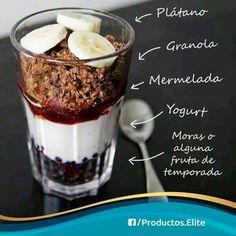 New Snacks Saludables Faciles Ideas Healthy Bedtime Snacks, Healthy Protein Snacks, Healthy Smoothies, Healthy Eating, Snacks Saludables, Snack Recipes, Healthy Recipes, Aesthetic Food, Food Porn