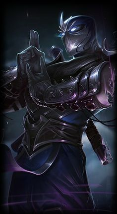 League of Legends- Shen, the Eye of Twilight
