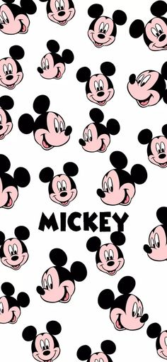 Mickey Mouse Wallpaper Iphone, Cute Emoji Wallpaper, Trippy Wallpaper, Cute Cartoon Wallpapers, Disney Wallpaper, Minnie Mouse Images, Mickey Mouse Art, Mickey Mouse And Friends, Disney Screensaver