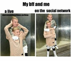 Marcus and Martinus Mac, Dream Boyfriend, I Go Crazy, M Photos, Twin Brothers, Bffs, Funny Moments, Good Music, Fangirl