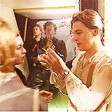 The entirety of Titanic is enough to prove their chemistry, but it's the bloopers that really solidifies it. | Proof That Kate And Leo's Love Is The Deepest Love Of All