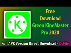 I am showing in this video. How-to get free green KineMaster Pro apk, professional video editing app for android. I recommend you install free full featured . Free Editing Apps, Best Video Editing App, Free Video Editing Software, Android Library, Master App, Dj Images, First Youtube Video Ideas, Download Video, Android Apps